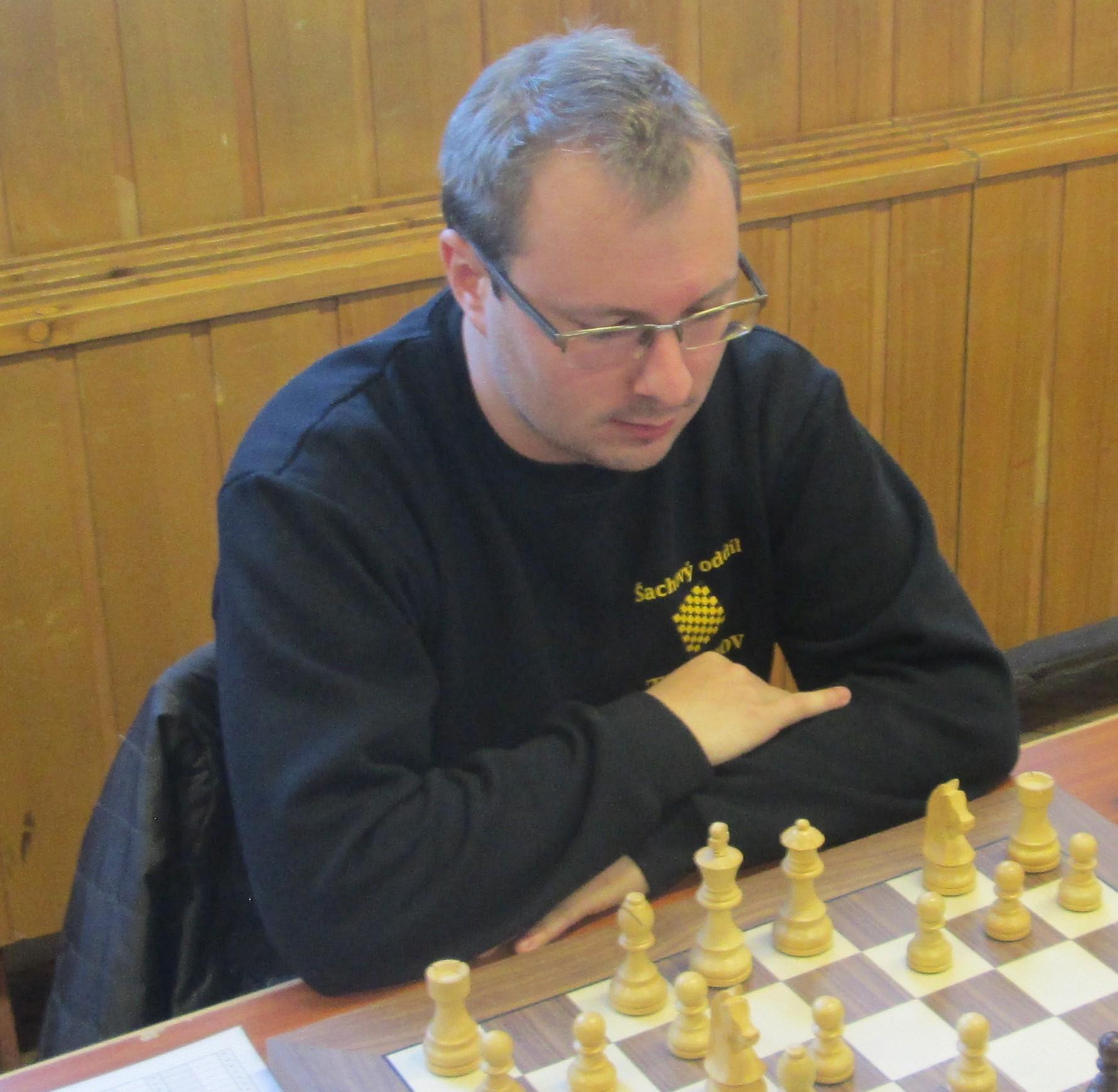 Šachový trénink s diagramy – Šachy Vlčnov